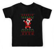Dabbing Santa Kids Tee