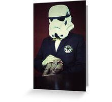 Don Trooper Greeting Card