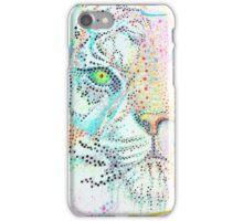 Bubble Gum Tiger iPhone Case/Skin