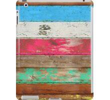 Eco Fashion iPad Case/Skin