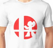 Megaman - Super Smash Bros. Unisex T-Shirt