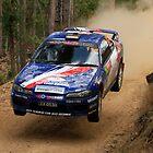 Jumpin Jack Monkhouse Rally Australia 2013 by Noel Elliot