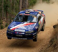 Jumpin Jack Monkhouse Rally Australia 2013 by Noel Elliot