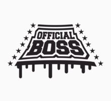 Official Boss Logo by Style-O-Mat