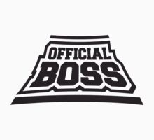 Official Boss Design by Style-O-Mat