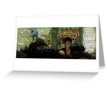 Harry Potter 4 Greeting Card