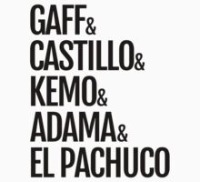 Gaff & Castillo & Kemo & Adama & El Pachuco - Light by olmosperfect