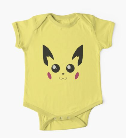 Pichu (Pokemon) One Piece - Short Sleeve