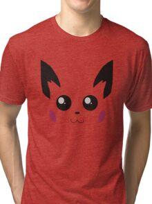Pichu (Pokemon) Tri-blend T-Shirt