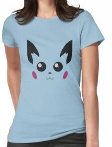 Pichu (Pokemon) Womens Fitted T-Shirt