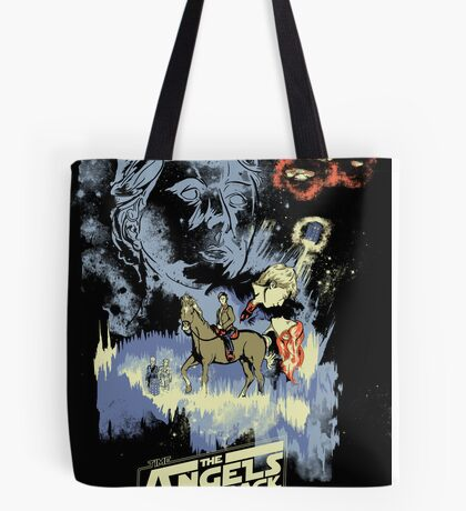 TIME LORD: Episode V Tote Bag