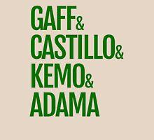 Gaff & Castillo & Kemo & Adama - Green  Unisex T-Shirt