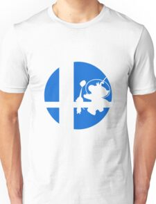 Olimar and Pikmin - Super Smash Bros. Unisex T-Shirt
