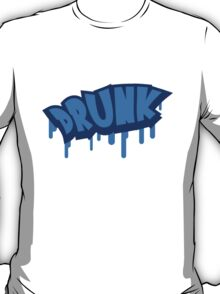 Drunk Graffiti T-Shirt