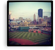 PNC Park Pittsburgh PA Canvas Print