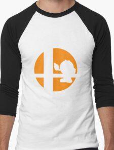 Pac-Man - Super Smash Bros. Men's Baseball ¾ T-Shirt