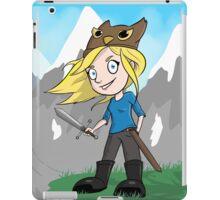 Yogscast Hannah on a Mountain iPad Case/Skin