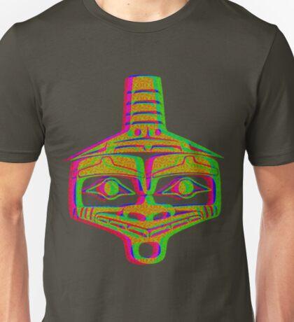 Mayan Alien Unisex T-Shirt