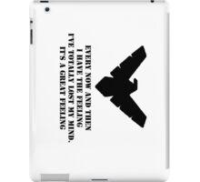 Nightwing 2 iPad Case/Skin