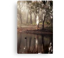 Ode to the Morning By Lorraine McCarthy Canvas Print