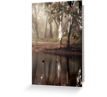 Ode to the Morning By Lorraine McCarthy Greeting Card
