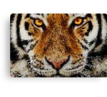 Animal Art - Tiger Canvas Print