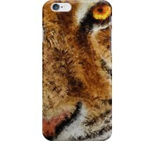 Animal Art - Tiger iPhone Case/Skin