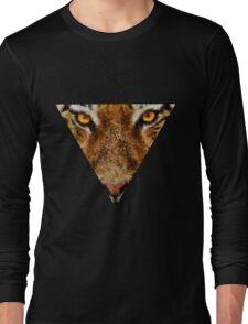 Animal Art - Tiger Long Sleeve T-Shirt