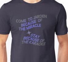 Leftovers Karaoke Unisex T-Shirt