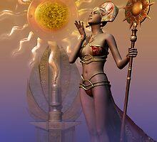 tribal time keeper by shadowlea