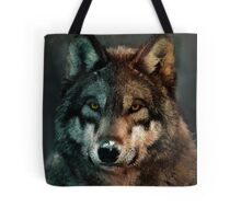 Animal Art - Wolf Tote Bag