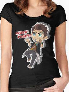 HANDSOME JACK BORDERLANDS - TFTBL Women's Fitted Scoop T-Shirt