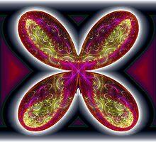 Tut66#16: Lepidoptera Juliani  (G1447) by barrowda