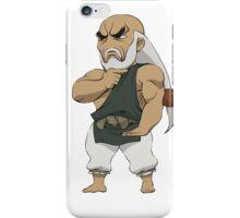 Ultra street fighter-Gouken T shirt iPhone Case/Skin
