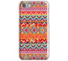 India Style Pattern (Multicolor) iPhone Case/Skin