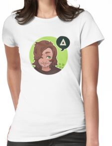 it's woody Womens Fitted T-Shirt