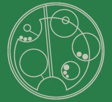 Slytherin Gallifreyan by MuggleMarauders