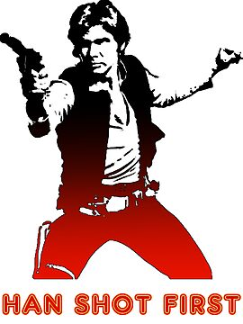 Han Shot First by Akolyok