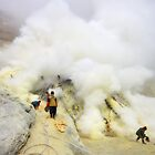 Ijen 4 by Steve Axford