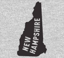 New Hampshire - My home state Kids Clothes