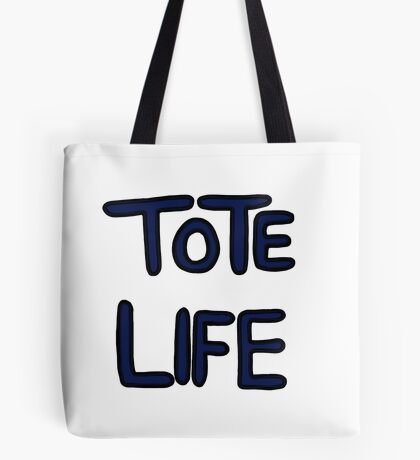 Tote life ( We Bare Bears ) Tote Bag