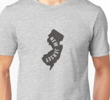New Jersey - My home state Unisex T-Shirt
