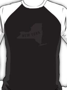 New York - My home state T-Shirt