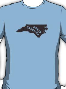 North Carolina - My home state T-Shirt