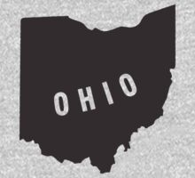 Ohio - My home state Kids Clothes