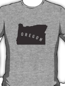 Oregon - My home state T-Shirt