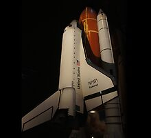 Space Shuttle Endeavour by drhickerson
