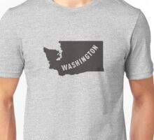Washington - My home state Unisex T-Shirt