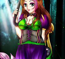 Madhatter Jenna by Seruki