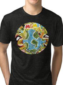 Time to Pretend Tri-blend T-Shirt